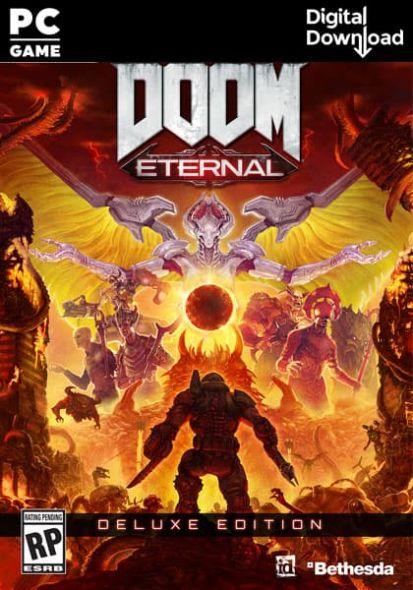 DOOM Eternal - Deluxe Edition (PC)