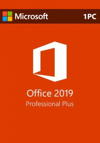 Microsoft Office 2019 Professional Plus (1 Kasutaja)