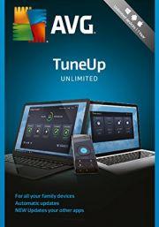 AVG PC TuneUp Unlimited 2018 (1 Kasutaja, 2 Aastat)
