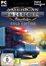 American Truck Simulator - Gold Edition (PC)