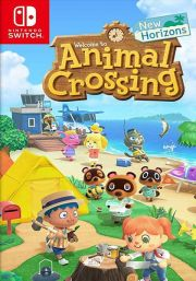 Animal Crossing New Horizons - Nintendo