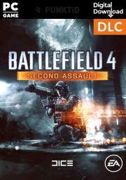 Battlefield 4: Second Assault DLC