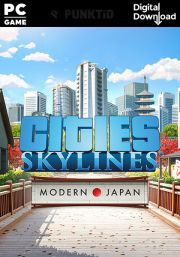 Cities Skylines - Content Creator Pack Modern Japan DLC (PC/MAC)