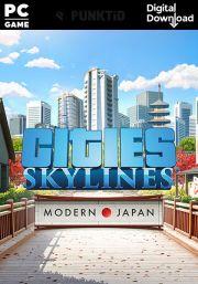 Cities Skylines - Content Creator Pack Modern Japan DLC (PC/MAC)