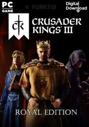 Crusader Kings III - Royal Edition (PC/MAC)