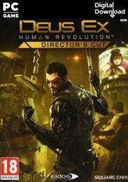 Deus Ex: Human Revolution Directors Cut (PC/MAC)