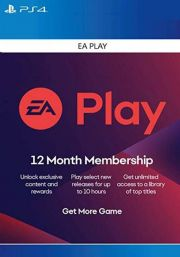 EA Play 12 Kuu Liikmeaeg [PS4 USA]