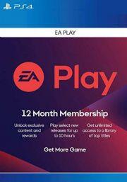 EA Play 12 Kuu Liikmeaeg [PS4/PS5 USA]