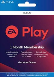 EA Play 1 Kuu Liikmeaeg [PS4 USA]