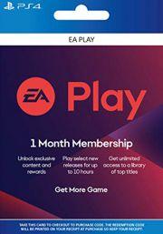 EA Play 1 Kuu Liikmeaeg [PS4/PS5 USA]