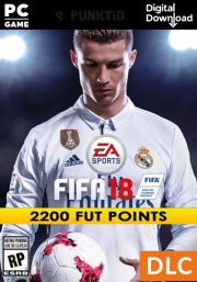FIFA 18 (PC) 2200 FUT Points