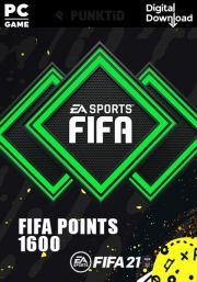 FIFA 21 - 1600 FUT Points (PC)