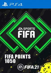 FIFA 21 - 1050 FUT Points [PS4 UK]