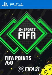 FIFA 21 - 750 FUT Points [PS4 UK]
