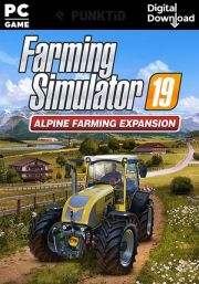 Farming Simulator 19 - Alpine Farming Expansion DLC (PC)