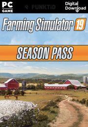 Farming Simulator 19 - Season Pass DLC (PC)