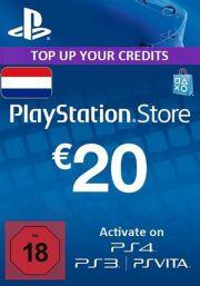 Holland PSN 20 EUR Kinkekaart