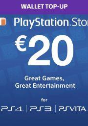Iirimaa PSN 20 EUR Kinkekaart
