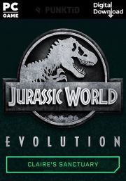 Jurassic World Evolution - Claire's Sanctuary DLC (PC)