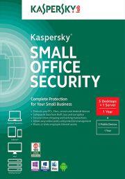 Kaspersky Small Office Security 4 (5 Kasutajat / 1 Aasta)
