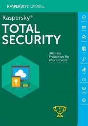 Kaspersky Total Security 2021 (1 Kasutajat / 1 Aasta)