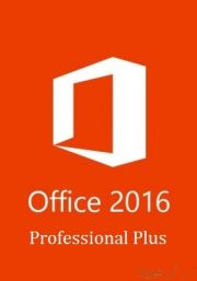 Microsoft Office 2016 Professional Plus (1 kasutaja)