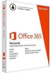 Microsoft Office 365 Personal (1 Kasutaja / 1 Aasta)