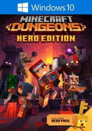Minecraft Dungeons - Hero Edition (Win10)