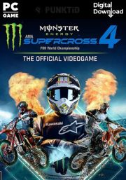 Monster Energy Supercross - The Official Videogame 4 (PC)