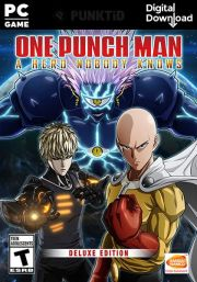 One Punch Man - A Hero Nobody Knows Deluxe Edition (PC)