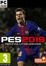Pro Evolution Soccer 2019 - PES (PC)