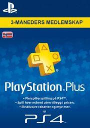 Norra PSN Plus 3-Kuu Liikmeaeg