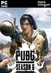 PUBG Survivor Pass 6 - Shakedown DLC (PC)