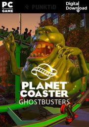 Planet Coaster - Ghostbusters DLC (PC)