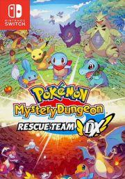 Pokemon Mystery Dungeon - Rescue Team DX - Nintendo Switch