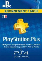 Prantsusmaa PSN Plus 3-Kuu Liikmeaeg
