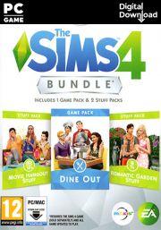 The Sims 4: Bundle Pack 3 DLC (PC/MAC)