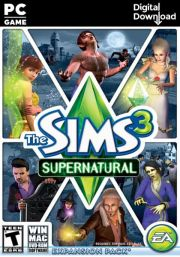 The Sims 3: Supernatural DLC (PC/MAC)