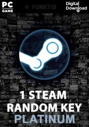 Steam Random Key Platinum (PC)