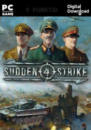 Sudden Strike 4 (PC/MAC)