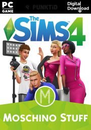 The Sims 4: Moschino Stuff DLC (PC/MAC)