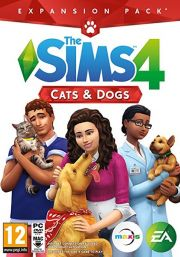 The Sims 4: Cats & Dogs DLC (PC/MAC)