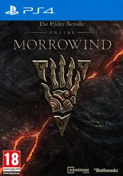 The Elder Scrolls Online - Morrowind [PS4 EU]