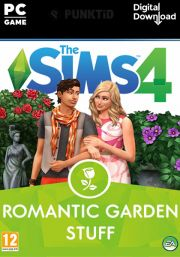 The Sims 4: Romantic Garden Stuff DLC (PC/MAC)