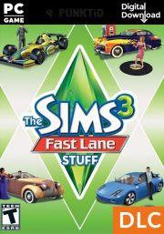The Sims 3: Fast Lane Stuff DLC (PC/MAC)