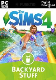 The Sims 4 - Backyard Stuff DLC (PC/MAC)
