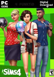 The Sims 4 - Bowling Night Stuff DLC (PC/MAC)