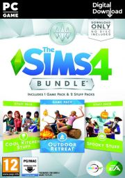 The Sims 4: Bundle Pack 2 DLC (PC/MAC)