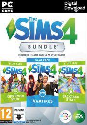 The Sims 4: Bundle Pack 4 DLC (PC/MAC)