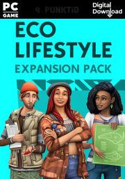 The Sims 4 - Eco Lifestyle DLC (PC/MAC)